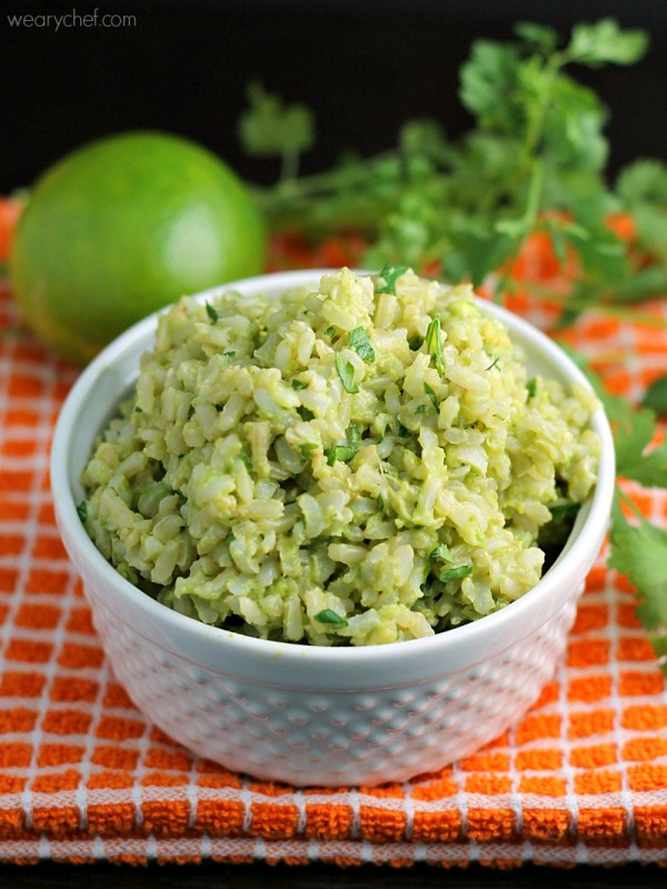 lime rice
