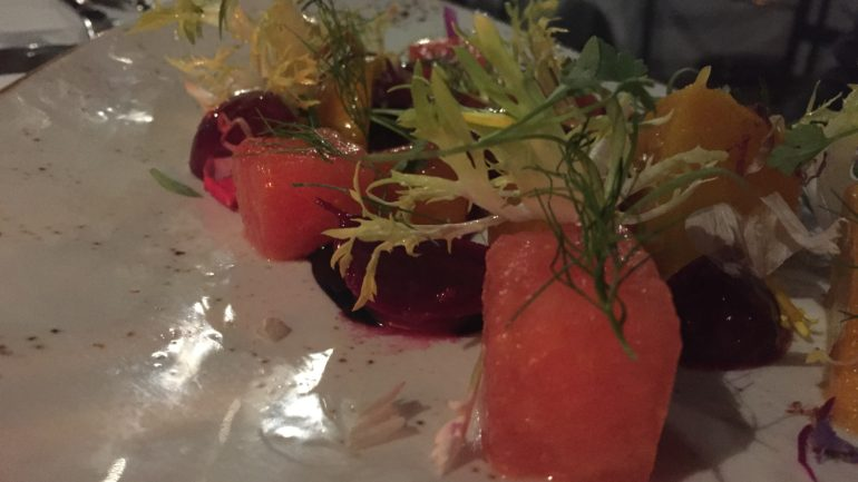 beet-and-watermelon-salad