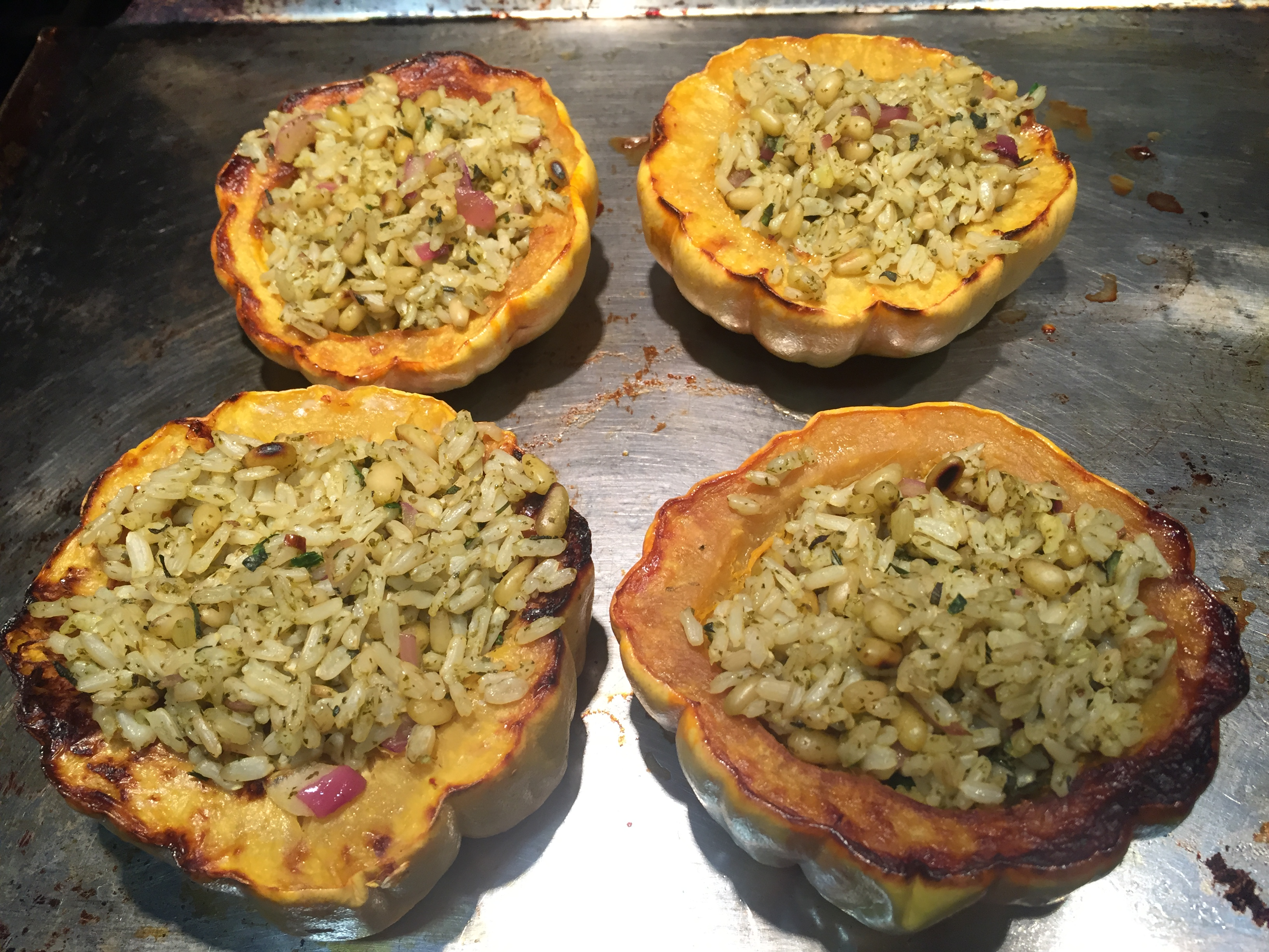 stuffed-squashes-out-of-the-oven