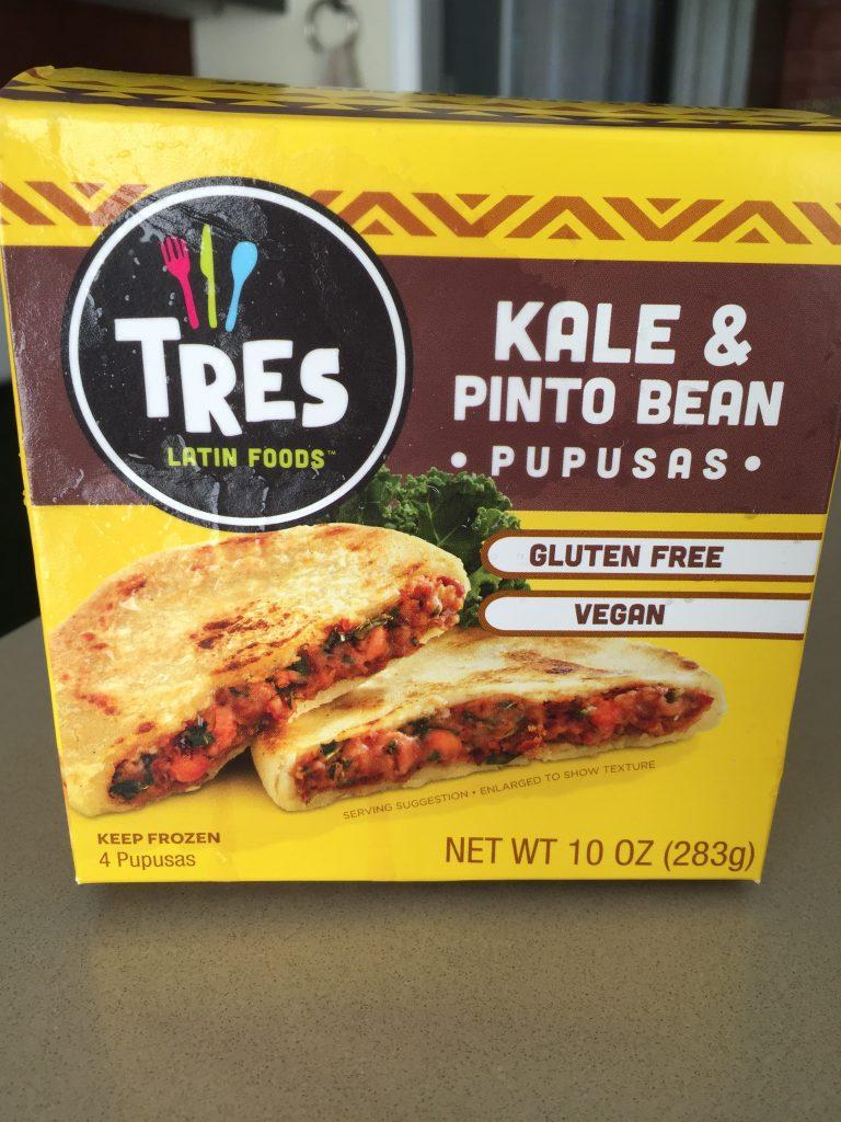 Tres Latin Foods Pupusas Dairy Free